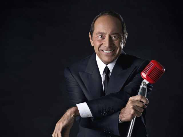 PAUL ANKA CELEBRATING 60 YEARS OF HITS - HIS WAY